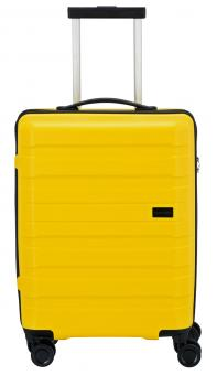 Travelite Kosmos Trolley S 4R 55cm gelb