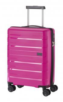 Travelite Kosmos Trolley S 4R 55cm pink