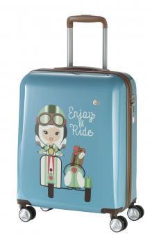 Travelite Lil'Ledy Trolley S 4R 54cm