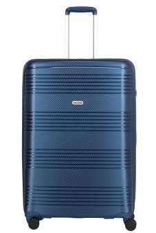 Travelite Zenit Trolley L 4 Rollen Blau
