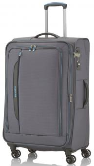Travelite Crosslite Trolley L 4w erweiterbar Anthrazit