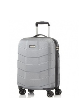 Travelite Fortis Trolley S 4w Anthrazit