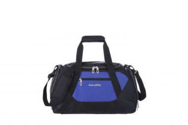 Travelite Kick Off Freizeittasche S blau-schwarz