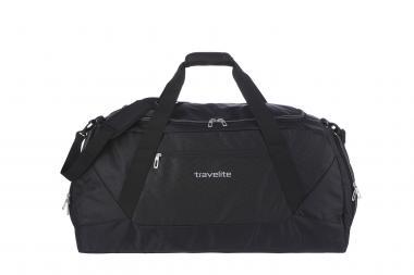 Travelite Kick Off Freizeittasche XL schwarz