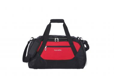 Travelite Kick Off Freizeittasche M rot-schwarz