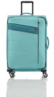 Travelite Kite 2017 Trolley L 4w 75 cm, erweiterbar Mint