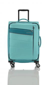 Travelite Kite 2017 Trolley M 4w 64 cm, erweiterbar Mint