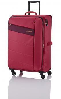 Travelite Kite Trolley L 4W exp. Pink