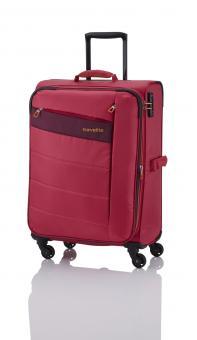Travelite Kite Trolley M 4W exp. Pink