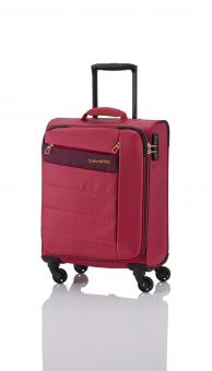 Travelite Kite Trolley S 4W Pink