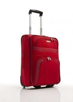 Travelite Orlando 2w Trolley S Rot