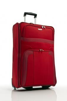 Travelite Orlando 2w Trolley L Rot