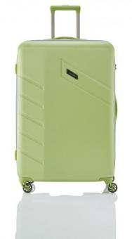 Travelite Tourer Trolley M 4w 68 cm, erweiterbar Limone