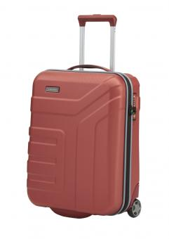 Travelite Vector 2w Trolley S Koralle