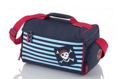 Travelite Youngster Reisetasche Pirat - blau