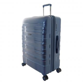 Travelmax Brooklyn Trolley L 4w Blau