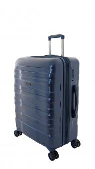 Travelmax Brooklyn Trolley M 4w Blau
