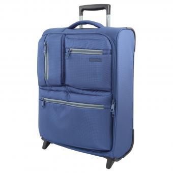 Travelmax Jump Trolley S 2w Blau