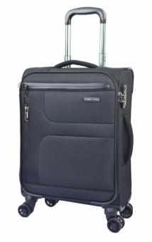Travelmax Tribeca Trolley S 4W Schwarz