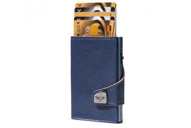 Tru Virtu Click & Slide Wallet *Special Edition* Caramba Blue-Sand/Titan