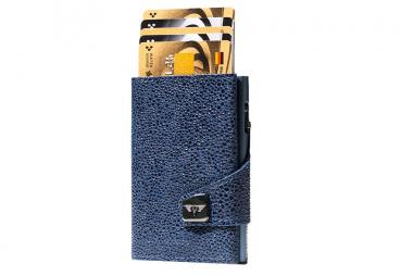 Tru Virtu Click & Slide Wallet *Special Edition* Sting Ray Blue/Titan