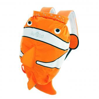 Trunki PaddlePak Chuckles der Clownfisch Kinderrucksack Medium