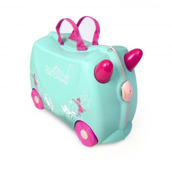Trunki Ride-On Fee Flora Kinderkoffer Fee Flora