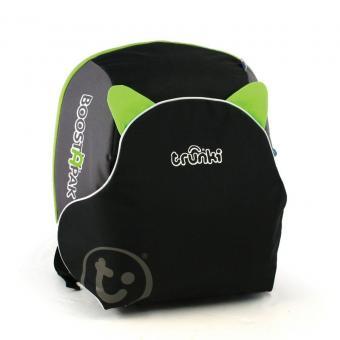 Trunki BoostApak Rucksack-Kindersitz Grün