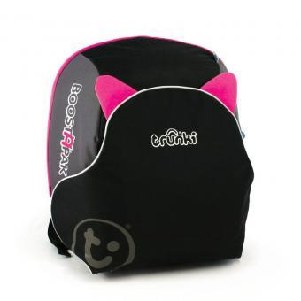 Trunki BoostApak Rucksack-Kindersitz Pink