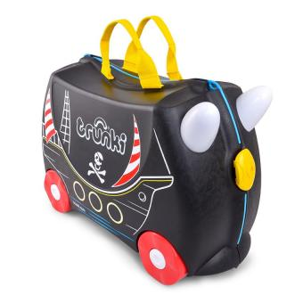 Trunki Ride-On Piratenschiff Pedro Kinderkoffer