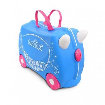 Trunki Pearl die Prinzessinnenkutsche Kinderkoffer