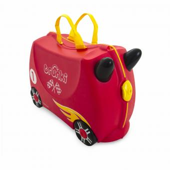 Trunki Ride-On Rocco Race Car Kinderkoffer