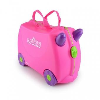 Trunki Ride-On Trixie Kinderkoffer