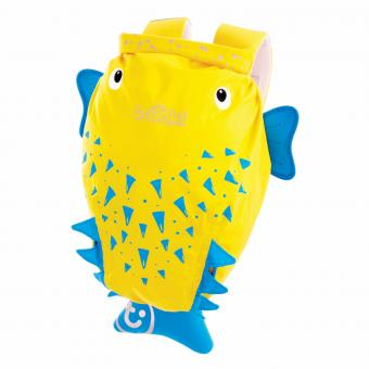 Trunki PaddlePak Spike der Kugelfisch Kinderrucksack Medium