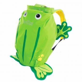 Trunki PaddlePak Ribbit der Frosch Kinderrucksack Medium