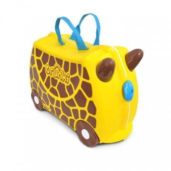 Trunki Ride-On Gerry die Giraffe Kinderkoffer
