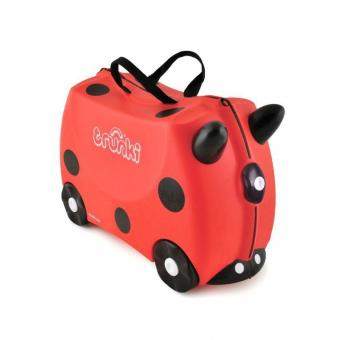 Trunki Ride-On Harley der Marienkäfer Kinderkoffer