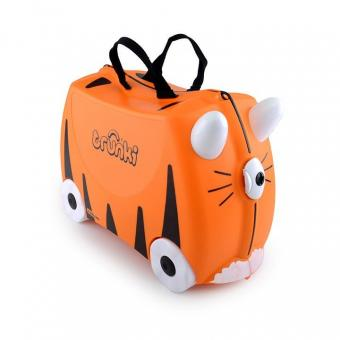 Trunki Ride-On Tipu Tiger Kinderkoffer