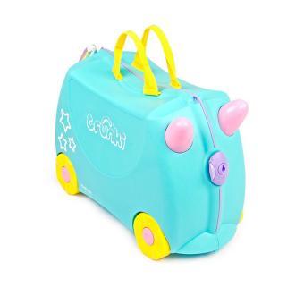 Trunki Ride-On Una Einhorn Kinderkoffer
