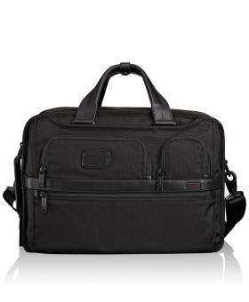 Tumi Alpha 2 3-In-1 Aktentasche Black