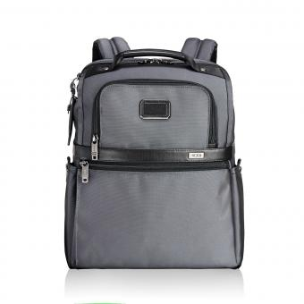 Tumi Alpha 2 Slim Solutions Brief Pack® Pewter