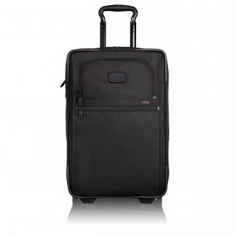 Tumi Alpha 2 Carry-On 2-Rollenkoffer erweiterbar Black