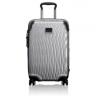 Tumi Latitude Internationales Handgepäck silver