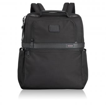 Tumi Alpha 2 Slim Solutions Brief Pack® Black