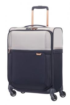 Samsonite Uplite Spinner 55cm Pearl/Blue