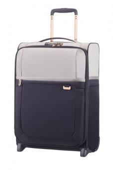 Samsonite Uplite Upright 55cm Length 40cm Pearl/Blue