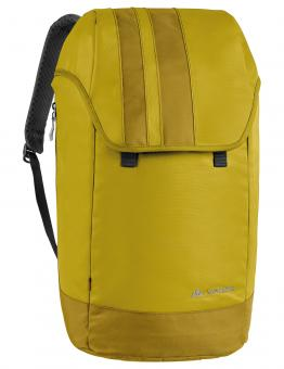 "VAUDE Adays Amir Backpack mit Laptopfach 15.6"" dark sulphur"