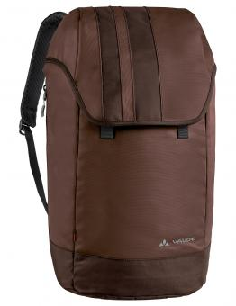 "VAUDE Adays Amir Backpack mit Laptopfach 15.6"" tobacco"