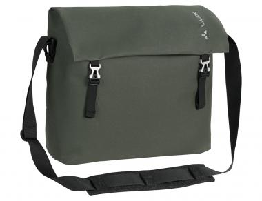 "VAUDE Made in Germany Weiler L Umhängetasche mit Laptopfach 15.6"" olive"