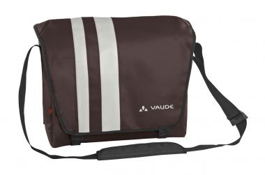 "VAUDE New Wash Off Bert M Umhängetasche mit Laptopfach 13.3"" mocca"